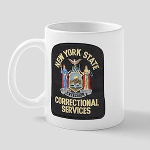 New York Corrections Mug