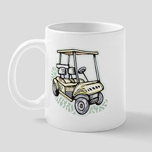 Golf34 Mug