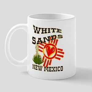 White Sands Love Mugs