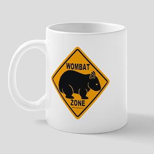 Wombat Zone Mug