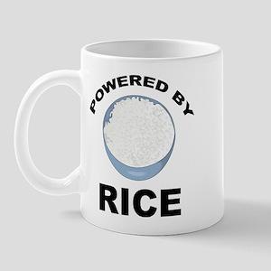 Powered By Rice Mug