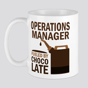 Operations Manager (Funny) Gift Mug