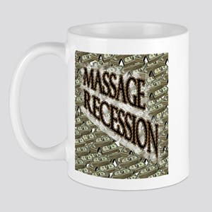 Massage Recession Mug
