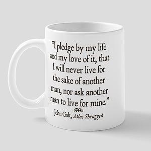 Galt Pledge Mug