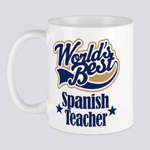 Spanish Teacher Gift Mug