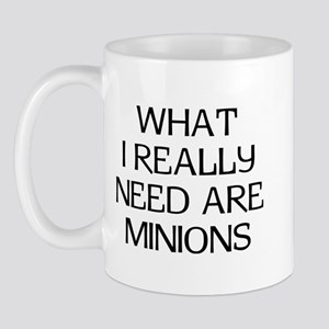 What Minions 11 oz Ceramic Mug