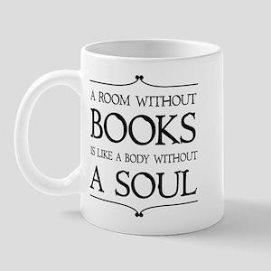 Room Without Books Mug