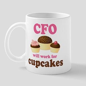 Funny CFO Mug