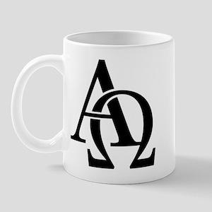 Alpha Omega Mug