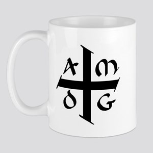 AMDG! Mugs
