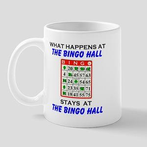 BINGO HALL Mug