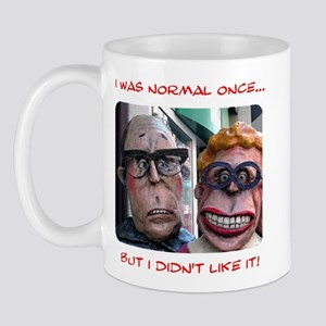 I Use To Be Normal Mug