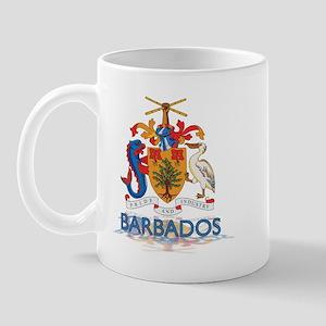 3D Barbados Mug