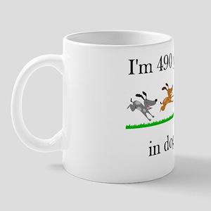 70 birthday dog years 1 Mug