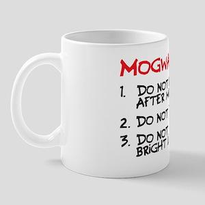 mogwai rules Mug