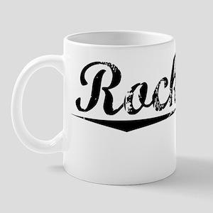 Rockport, Vintage Mug