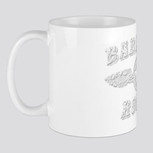 BARNARD ROCKS Mug
