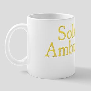 Solvitur Ambulando (it is solved throug Mug