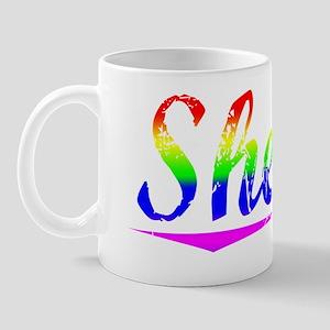 Sheetz, Rainbow, Mug