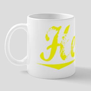 Hertz, Yellow Mug