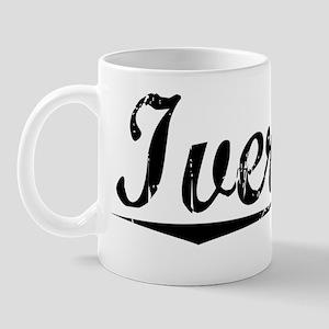 Iverson, Vintage Mug