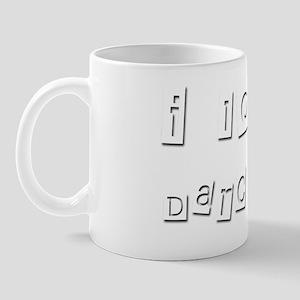 I Love Darcey Mug