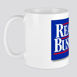 ART Reagan Bush 1984 Mug