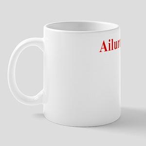 ailurophile dark Mug