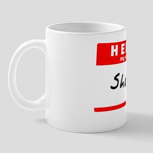 Shahin Mug