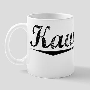 Kaw City, Vintage Mug