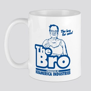 Seinfeld Bro Bra for Men Mug