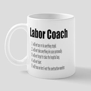 Labor Coach Ceramic Mug