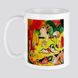 The Joy of Life Matisse 1905 Mug