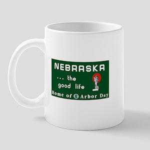 Welcome to Nebraska - USA Mug
