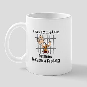 To Catch A Predator Mug
