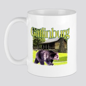 Gatlinburg Bear Mug