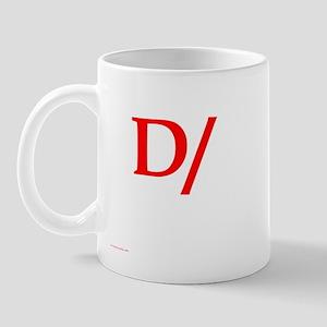 Dominant symbol Mug