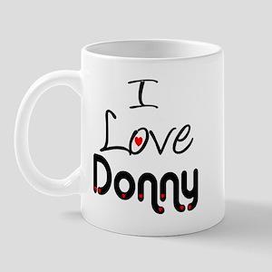 ilovedonnyblk Mugs
