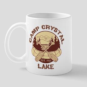 Camp Crystal Lake Mug