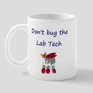 Lab Tech Ladybugs Mug