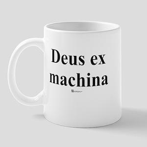 Deus ex machina -  Mug