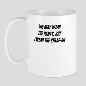 Wear the Pants Mug