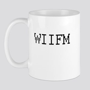 WIIFM - What's in it for me? Mug