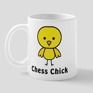 Chess Chick Mug