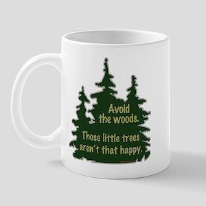 Happy Trees Mug