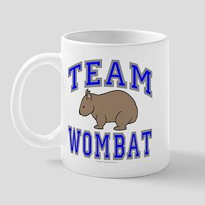 Team Wombat II Mug