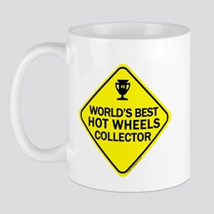 Collector Hot Wheels  Mug