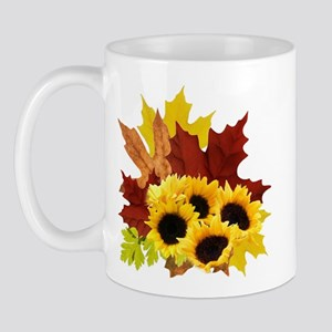 Fall Bouquet Mug
