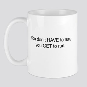 Have to Run Mugs