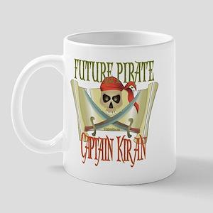 Captain Kiran Mug